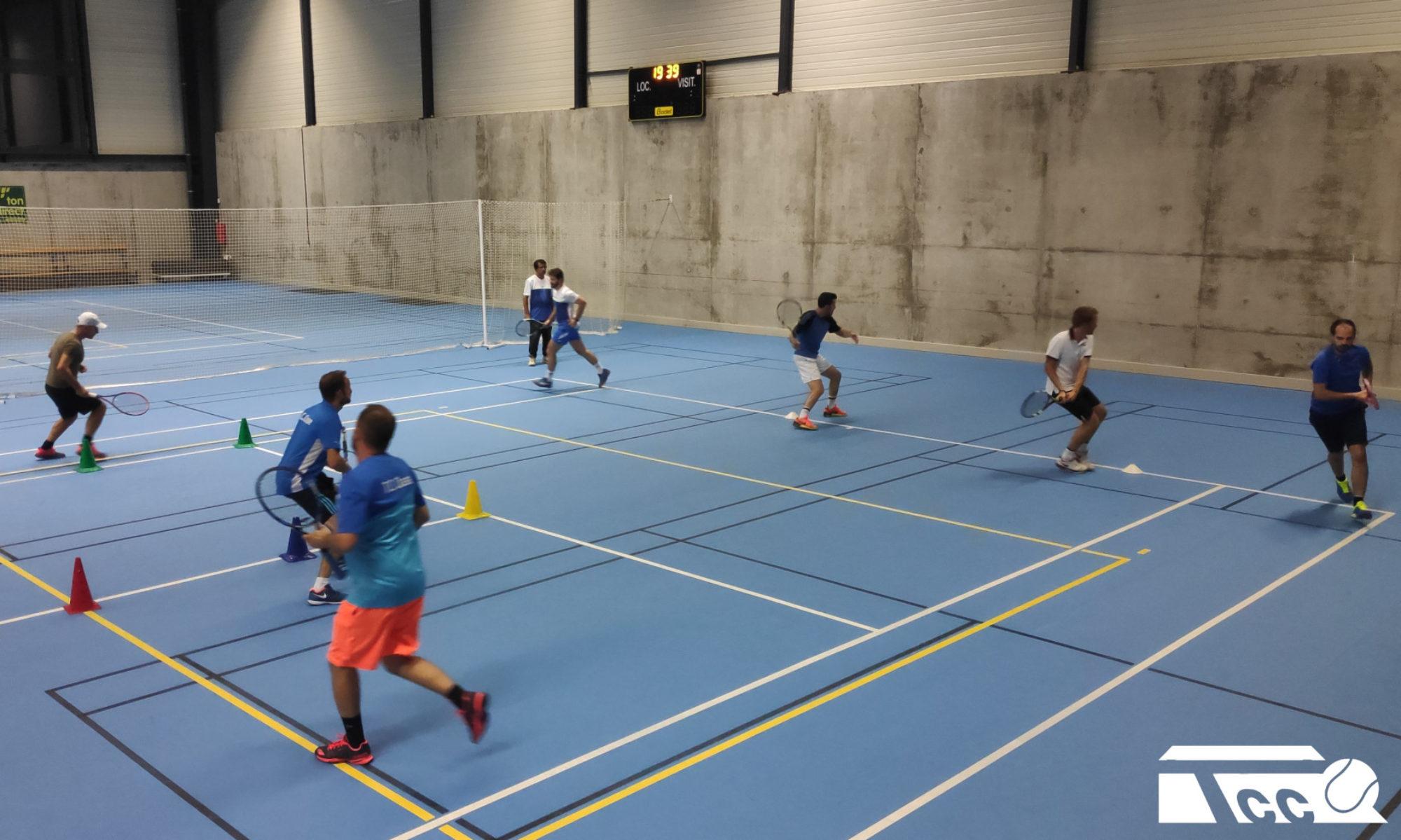 Tennis Club Chasse-sur-Rhône